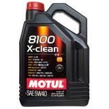 MOTUL 8100 X-clean 5w40 - 5л