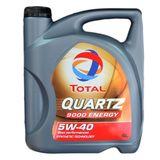 TOTAL  5W-40 QUARTZ 9000  A3/B4 синт 4л