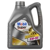 MOBIL  5W-30  3000 Super Formula FE синт - 4л