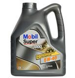 MOBIL  5W-40  3000 Super синт - 4л GSP EU - RU