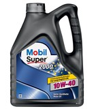 MOBIL 10W-40  2000 Super п/синт - 4л