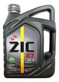 ZIC 10W-40 X7 Diesel CI-4 синт - 4л