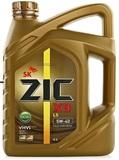 ZIC 5W-40 X9 LS Diesel SN синт. - 4л