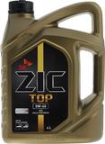 ZIC 0W-40 TOP SN синт. - 4л