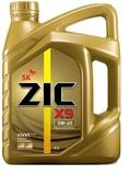 ZIC 5W-40 X9 SN/CF синт - 4л. /кор.4шт/