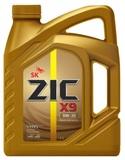 ZIC 5W-30 X9 SL/CF синт. - 4л (Аналог ZIC XQ 5W-30)