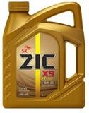 ZIC 5W-30 X9 FE SL/CF синт. - 4л