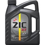 ZIC 0W-30 X7 FE SN синт. - 4л