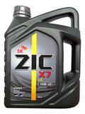 ZIC 10W-40 X7 LS SN/CF синт - 4л