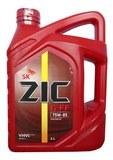 ZIC трансм. 75W-85  G-FF GL-4 для МКПП синт. - 4л