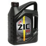 ZIC 5W-40 X7 SN синт. - 4л