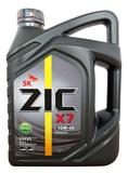 ZIC 10W-40 X7 Diesel CI-4 синт - 6л