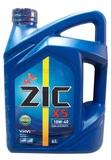 ZIC 10W-40 X5 Diesel CI-4  п/синт. - 6л