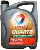 TOTAL  5W-30 QUARTZ FUTURE 9000 NFC синт 4л