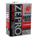 IDEMITSU ZEPRO EURO SPEC  5W40 SN/CF 4л