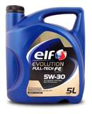 ELF  5W-30  EVOLUTION Full Tech FE синт. - 5л