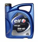 ELF  5W-40  NF  EVOLUTION - 4л