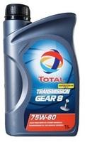 TOTAL TRANS GEAR8 75W-80 мин GL4+  1л