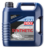 LiquiMoly Snowmobil Motoroil 2T Synthetic  для снегоходов - 4л.