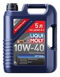 LiquiMoly 10/40 Optimal SL/CF A3/B3 - 5 л