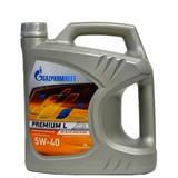 Gazpromneft Premium L 5W-40 п/синт. 4л
