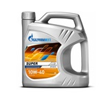 Gazpromneft Super 10W-40 п/синт. 4л