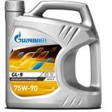 Gazpromneft трансм. 75W-90 GL-5 4л