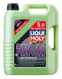 LiquiMoly 5/40 Molygen синт. - 5л (Акция)