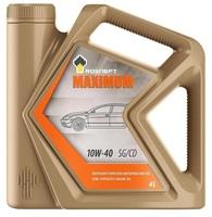 Rosneft Maximum масло моторное 10w40 - 4л