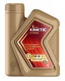 Rosneft Kinetic Hypoid масло трансм. 75w90 GL-5 - 1л