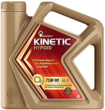 Rosneft Kinetic Hypoid масло трансм. 75w90 GL-5 - 4л