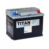 61 Titan Euro Silver о.п. (242*175*190 пуск. 620А)