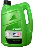 Антифриз  LUXOIL G11 зеленый - 3 кг