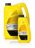 Антифриз  LUXOIL G13 желтый - 1 кг