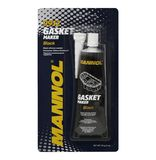 Герметик-прокладка черный силиконовый (от -40С до +230С) Gasket Maker Black 85гр MANNOL