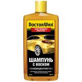 Автошампунь с воском  DOCTOR WAX - 600мл