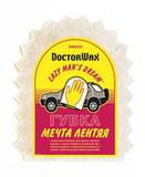 Губка для мытья а/м DOCTOR WAX  Мечта лентяя - 1шт