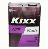 KIXX трансм. ATF Multi синт. 4л мет.канистра