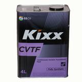 KIXX трансм. CVTF 4л. мет.канистра