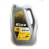 KIXX G 10W-40 SJ п/синт. 4л