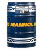 MANNOL трансм. 75W-90 EXTRA GL-5 синт. - 60л