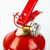 Огнетушитель порошковый 2л (с манометром) СКМ