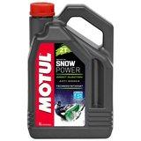 MOTUL Snowpower 2T снегоходы - 4л